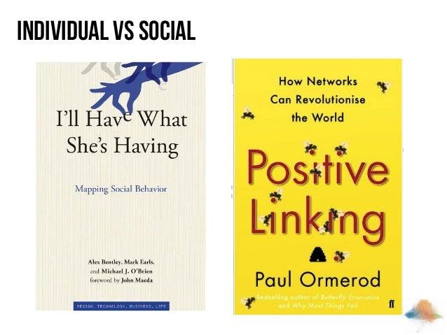 Individual vs Social