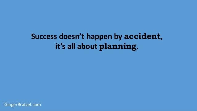 Planning For Success Slide 2