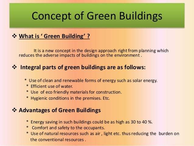 Planning For The Built Environment Ppt