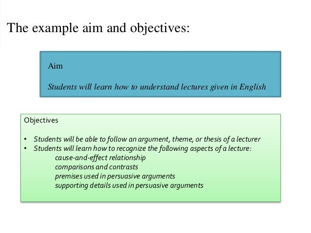 aims of learning english Objectives of learning • acquire a wide range of abilities and skills with which  you can make a living, improve your life and contribute to the society • increase.
