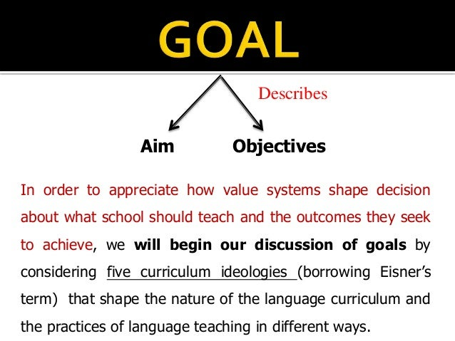 Aims and Values in School. 5