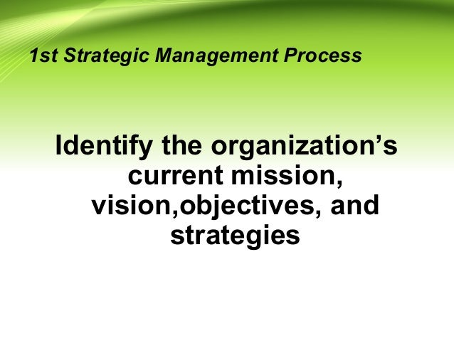 Organization, Mission and Functions Manual: Drug Enforcement Administration