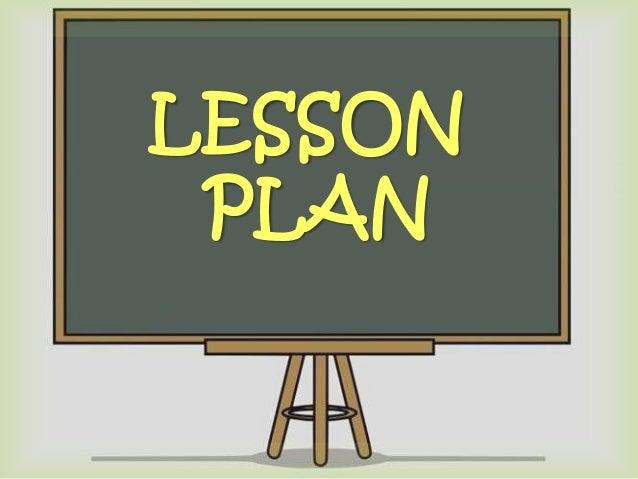 LESSON PLAN; 20.