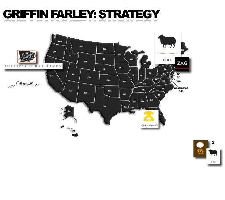 GRIFFIN FARLEY: STRATEGY                                2