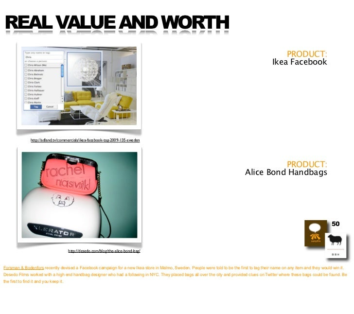 REAL VALUE AND WORTH                                                                                                      ...