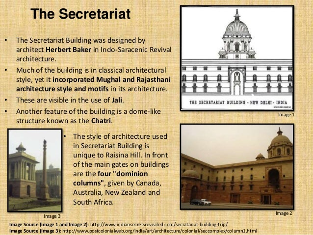 Planning Of Lutyens Delhi