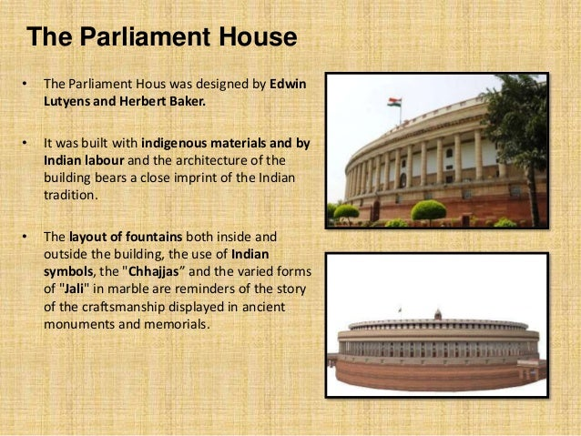 Planning Of Lutyens 39 Delhi