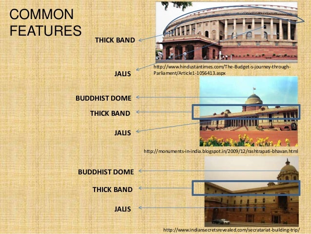Indian parliament house layout