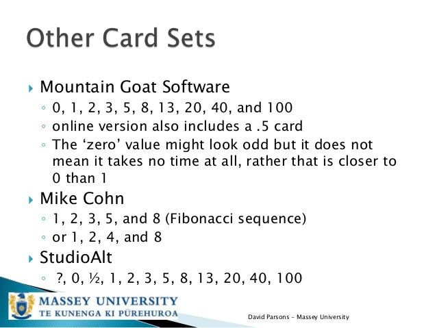 Mountain goat poker