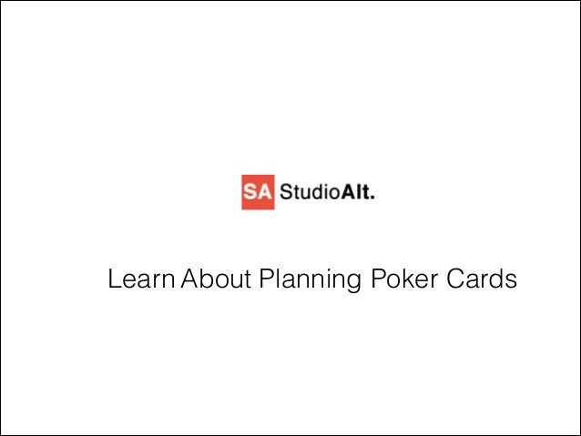 Learn About Planning Poker Cards