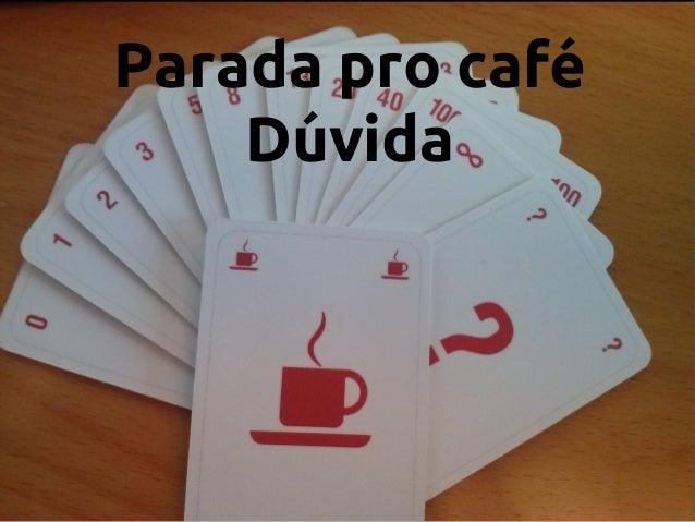 Planning Poker - Scrum