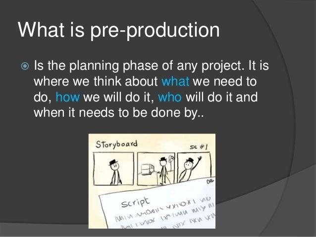 Planning a video Slide 3