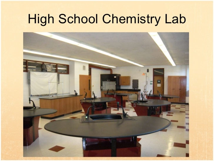 Planning Science Facilities For Education Lab Design