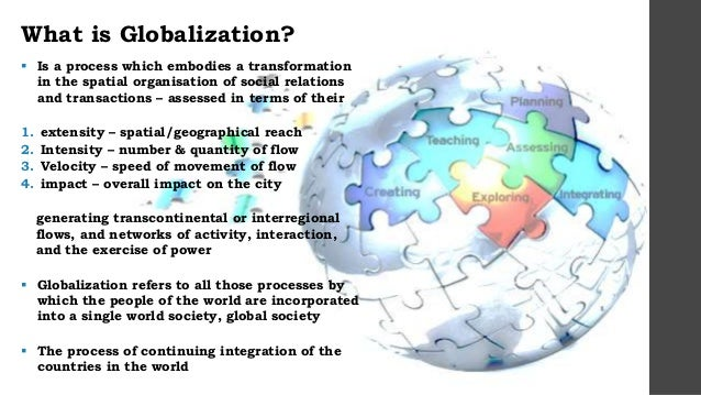 globalization and transnational terrorism defined essay Terrorism and globalization after the sept 11 th terrorist attacks against the us, the very discourse of international relations and global politics has been transformed prior to sept 11 th , the dominant issues were geoeconomic in nature.