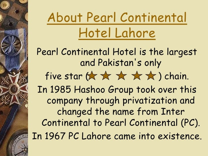 swot analysis of pearl continental hotel Pdf united airlines swot analysis u s lodging industry swot u s hotel industry swot analysis strengths ancillary united continental holdings swot analysis.