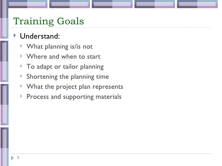 Process of Project Planning Slide 3