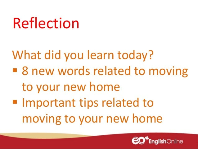 Making The Move To Your New Home