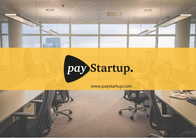 pay Startup www.paystartup.com