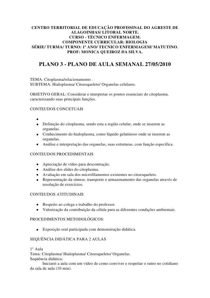 CENTRO TERRITORIAL DE EDUCAÇÃO PROFISSINAL DO AGRESTE DE                  ALAGOINHAS/ LITORAL NORTE.                 CURSO...