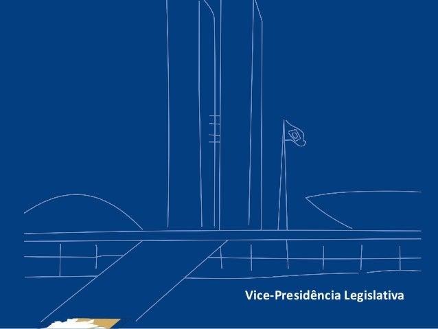 Vice-Presidência Legislativa
