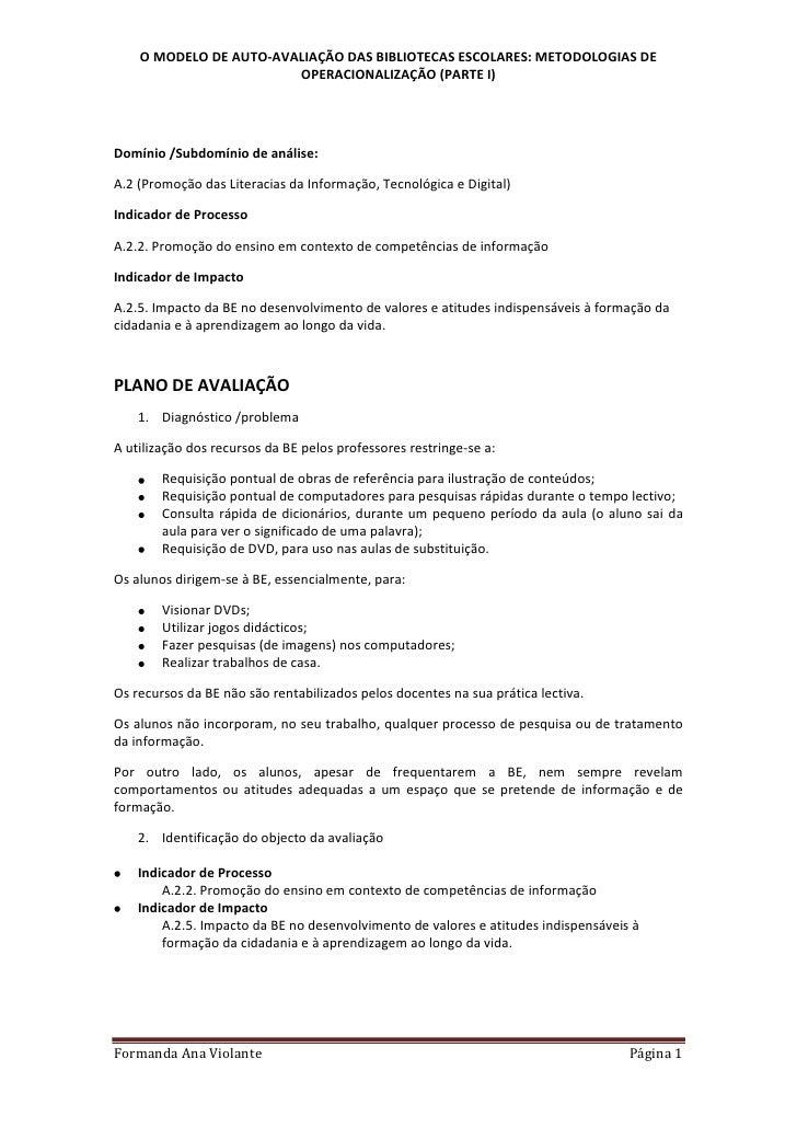 Domínio /Subdomínio de análise:<br />A.2 (Promoção das Literacias da Informação, Tecnológica e Digital)<br />Indicador de ...