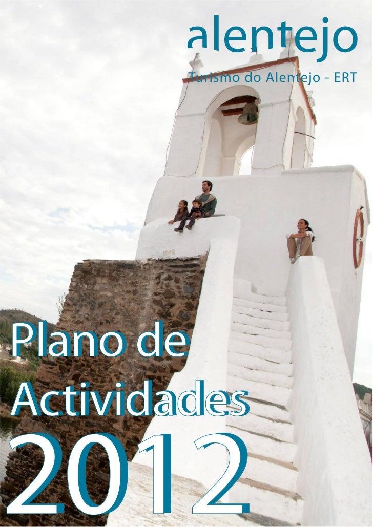 Plano deActividades2012