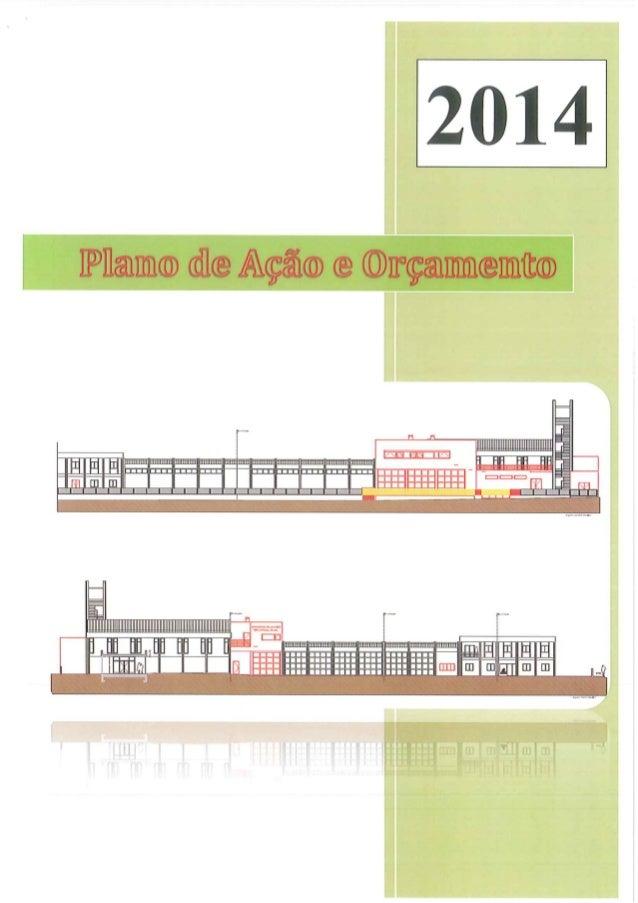 Plano de ação e orçamento para 2014
