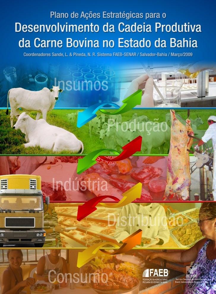SENAR – ADMINISTRAÇÃO                             REGIONAL DO ESTADO DA BAHIA                 Plano de Ações Estratégicas ...