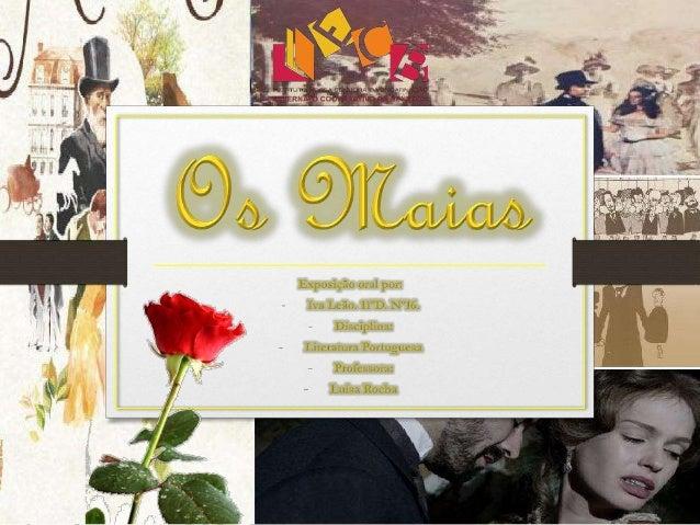 Biografia de Eça de Queirós As principais obras de Eçade Queirós Dados do livro Sinopse Imagens Vídeo Literatura Portugues...
