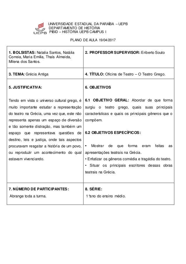 Plano de aula pictures to pin on pinterest tattooskid for Plano oficina
