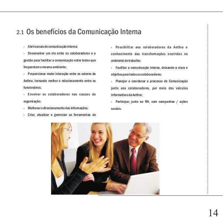 Capítulo 1  2.3 Meios de Comunicação indicados para a Aethra                                     (além dos já existentes) ...