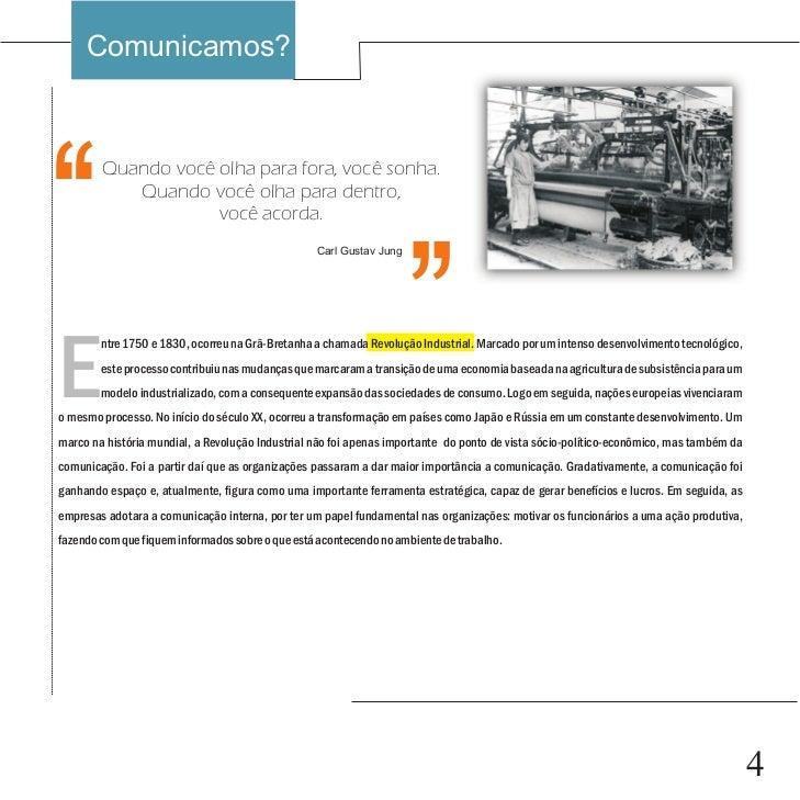 Comunicação interna                                                                                                       ...