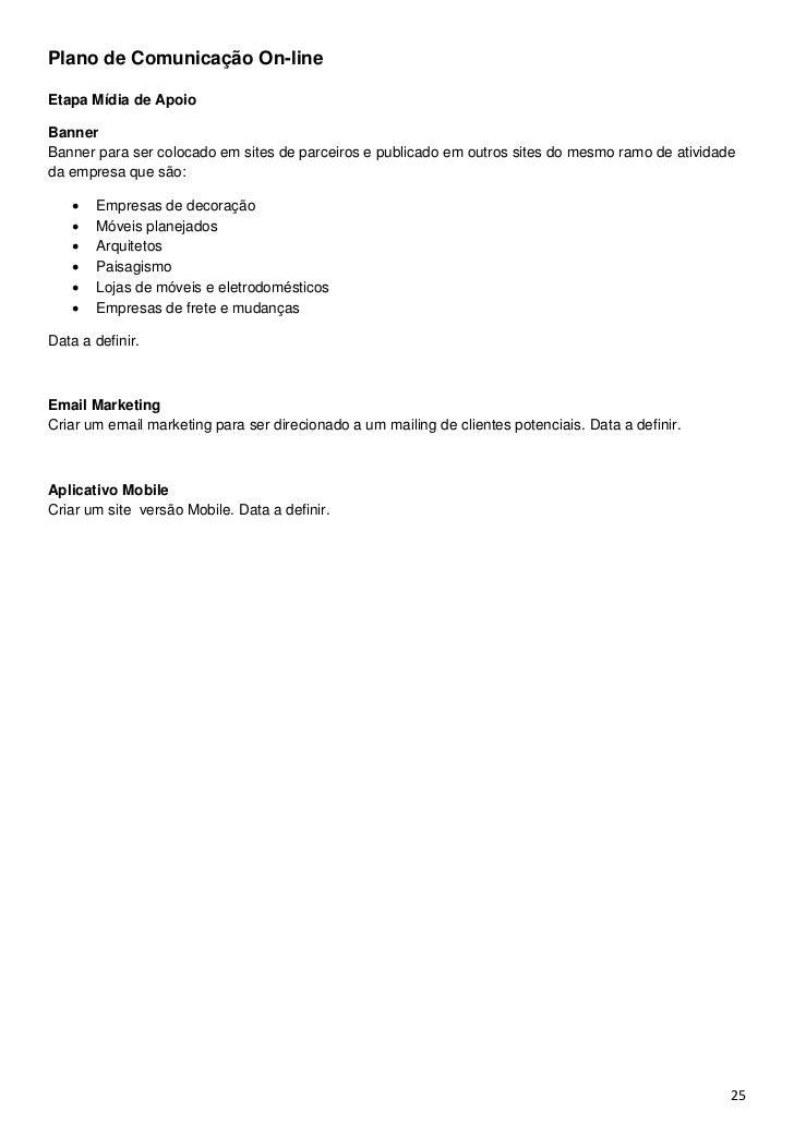 Plano de Comunicação On-lineEtapa Mídia de ApoioBannerBanner para ser colocado em sites de parceiros e publicado em outros...