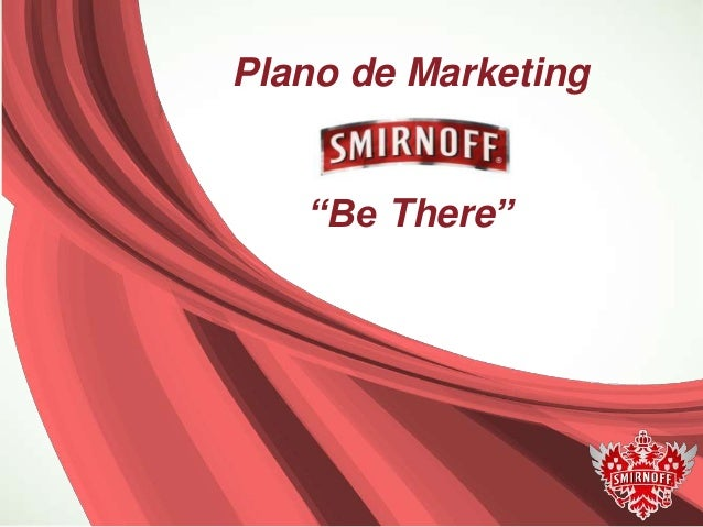 "Plano de Marketing ""Be There"""