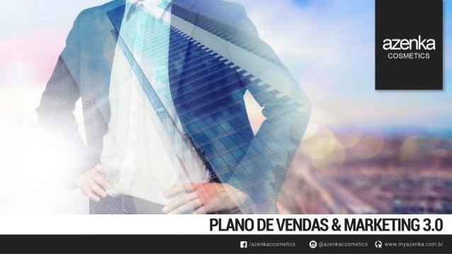Azenka - Plano de marketing - Equipe Empreendedores Brasil