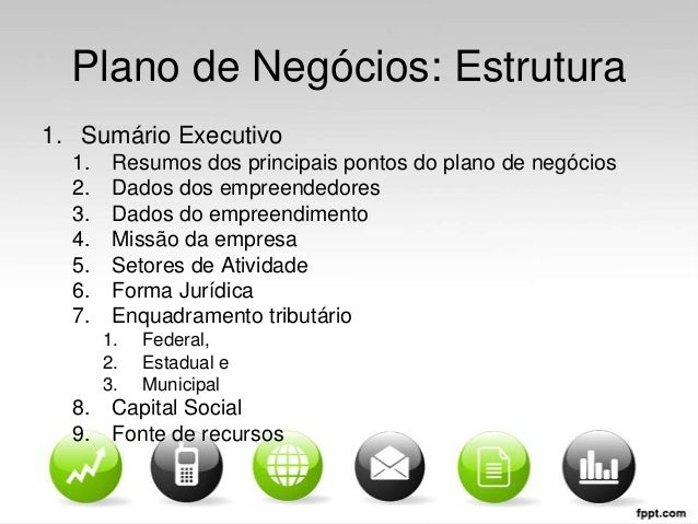 Software para plano de negocios
