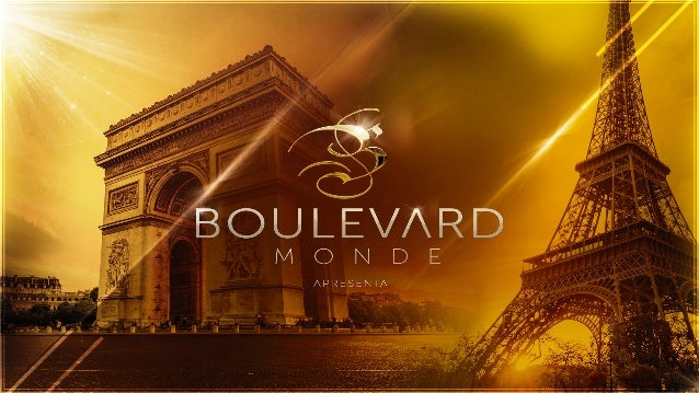 Plano de Negocios Atualizado Boulevard Monde 2017