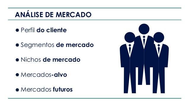 ANÁLISE DE MERCADO Critérios de análise de mercado- alvo: Facilidade para entrada Fácil de vender Potencial de rentabilida...