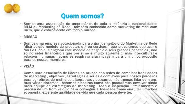 Zona Network Plano de Negócios em Português Slide 2