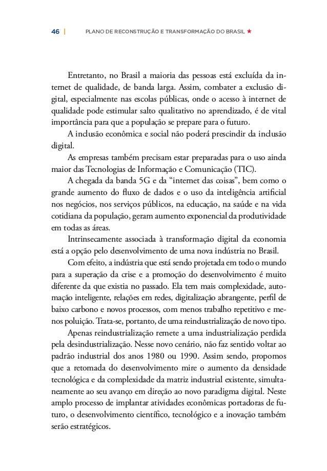   49OUTRO MUNDO É PRECISO OUTRO BRASIL É NECESSÁRIO Bolsonaro submeteu o Brasil a esses interesses geoestratégicos e aband...