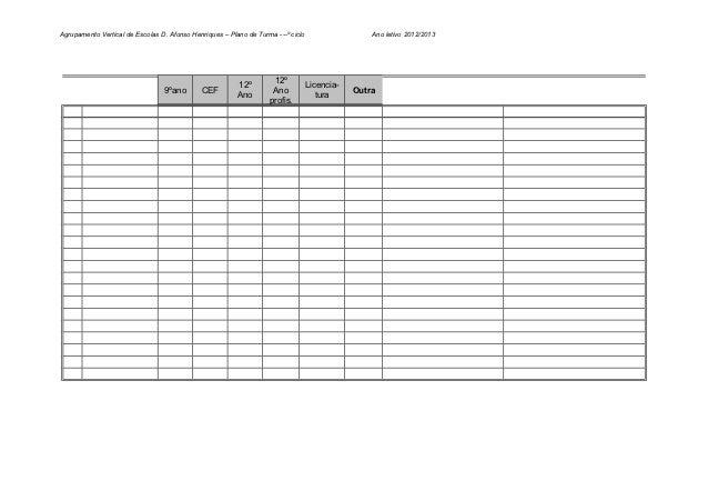 seizure diary template - plano de turma 2012 2013