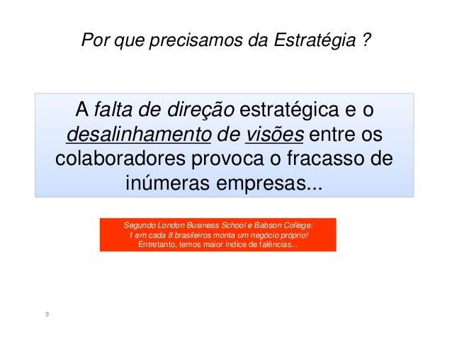 Falhas na Estratégia10Menos de 10% das estratégias efetivamenteformuladas são efetivamente executadas - RevistaFortuneApen...