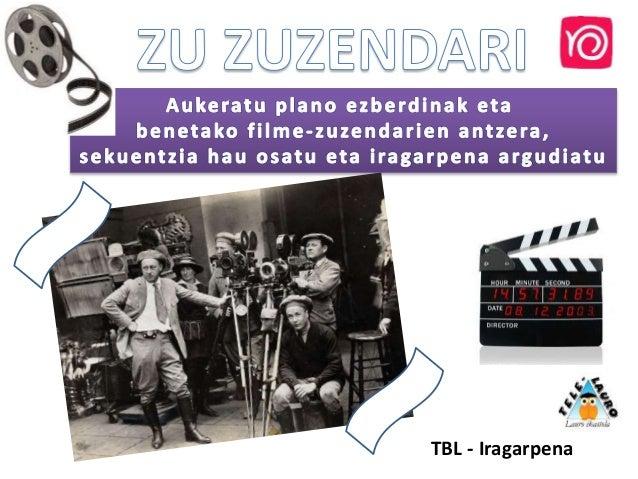 TBL - Iragarpena