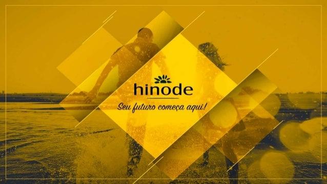 Plano de negócios da Hinode
