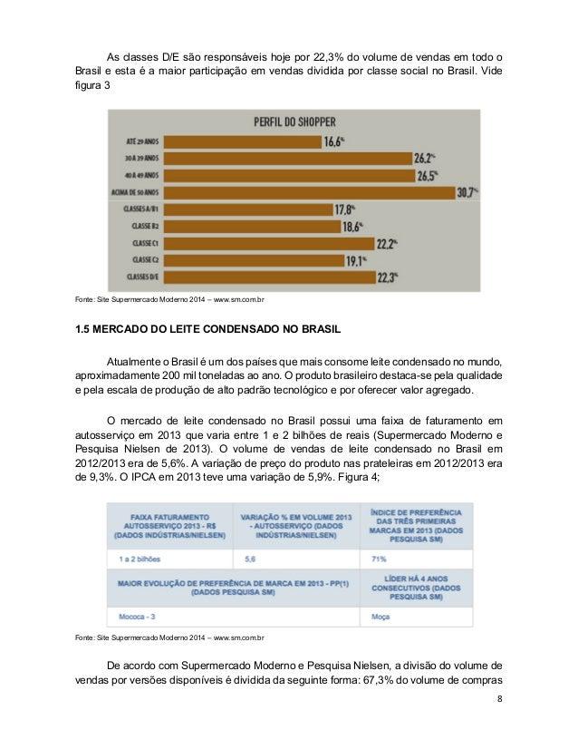 8 As classes D/E são responsáveis hoje por 22,3% do volume de vendas em todo o Brasil e esta é a maior participação em ven...