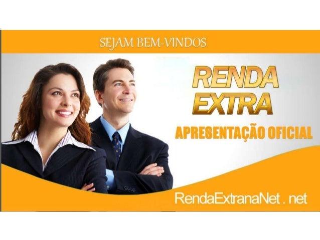 Plano Oficial Renda Extra na Net