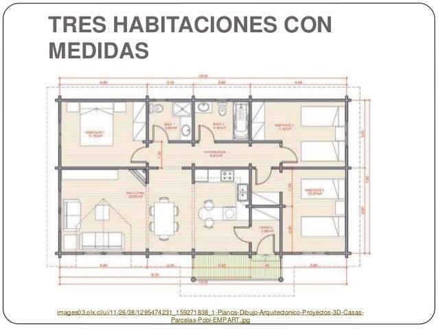 Planos de viviendas docente david almanza for Planos para viviendas