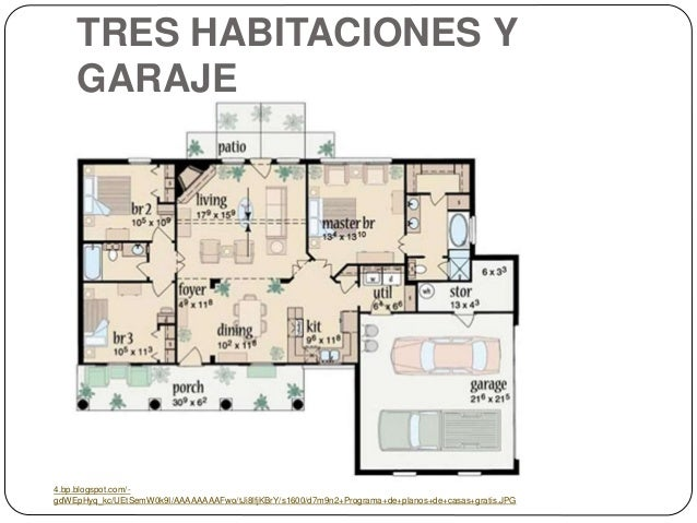 Planos de viviendas docente david almanza for Programa para planos de viviendas