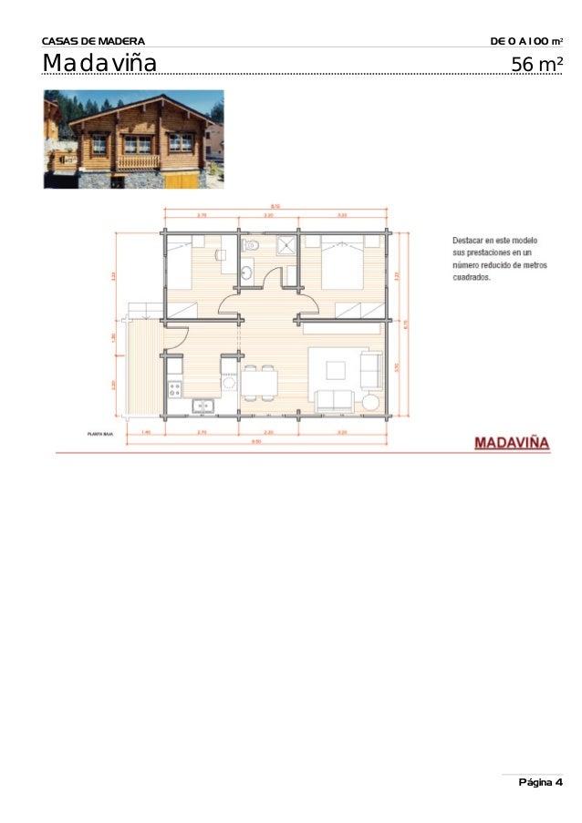 Planos casas madera completo - Casas de madera planos ...