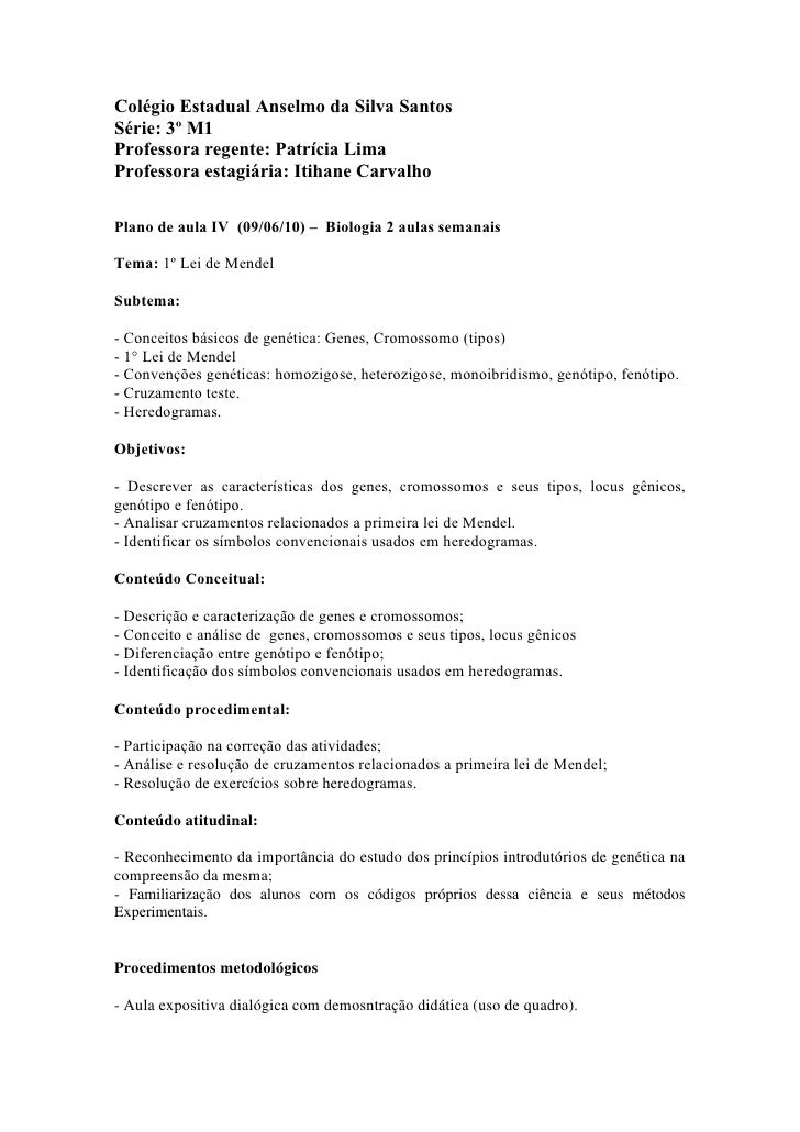 Colégio Estadual Anselmo da Silva Santos Série: 3º M1 Professora regente: Patrícia Lima Professora estagiária: Itihane Car...